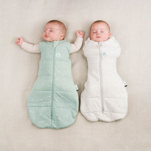 Load image into Gallery viewer, ergoPouch Sage Cocoon Swaddle Bag 2.5 TOG