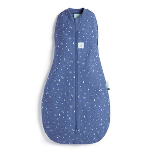 ergoPouch Night Sky Cocoon Swaddle Bag 0.2TOG