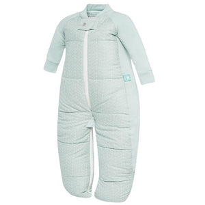 ergoPouch Mint Leaves Sleep Suit Bag 3.5 TOG