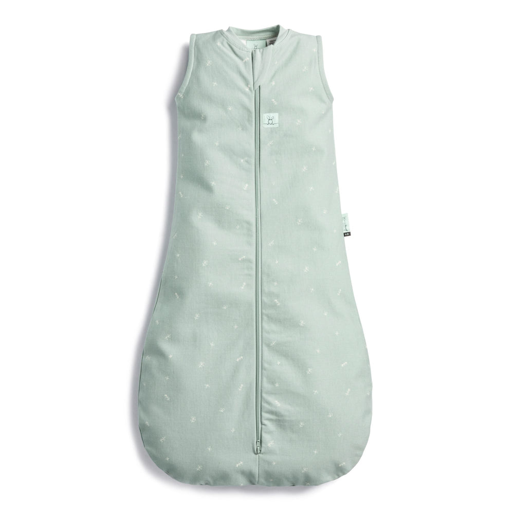 Load image into Gallery viewer, ergoPouch Sage Jersey Sleeping Bag 0.2 TOG
