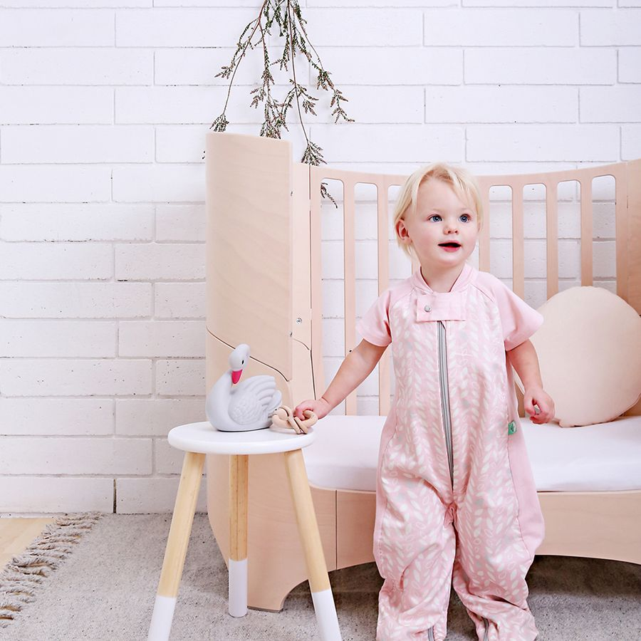 ergoPouch Spring Leaves Sleep Suit Bag 1.0 TOG
