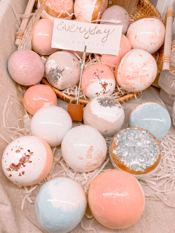 手工沐浴波波 Bath Bombs