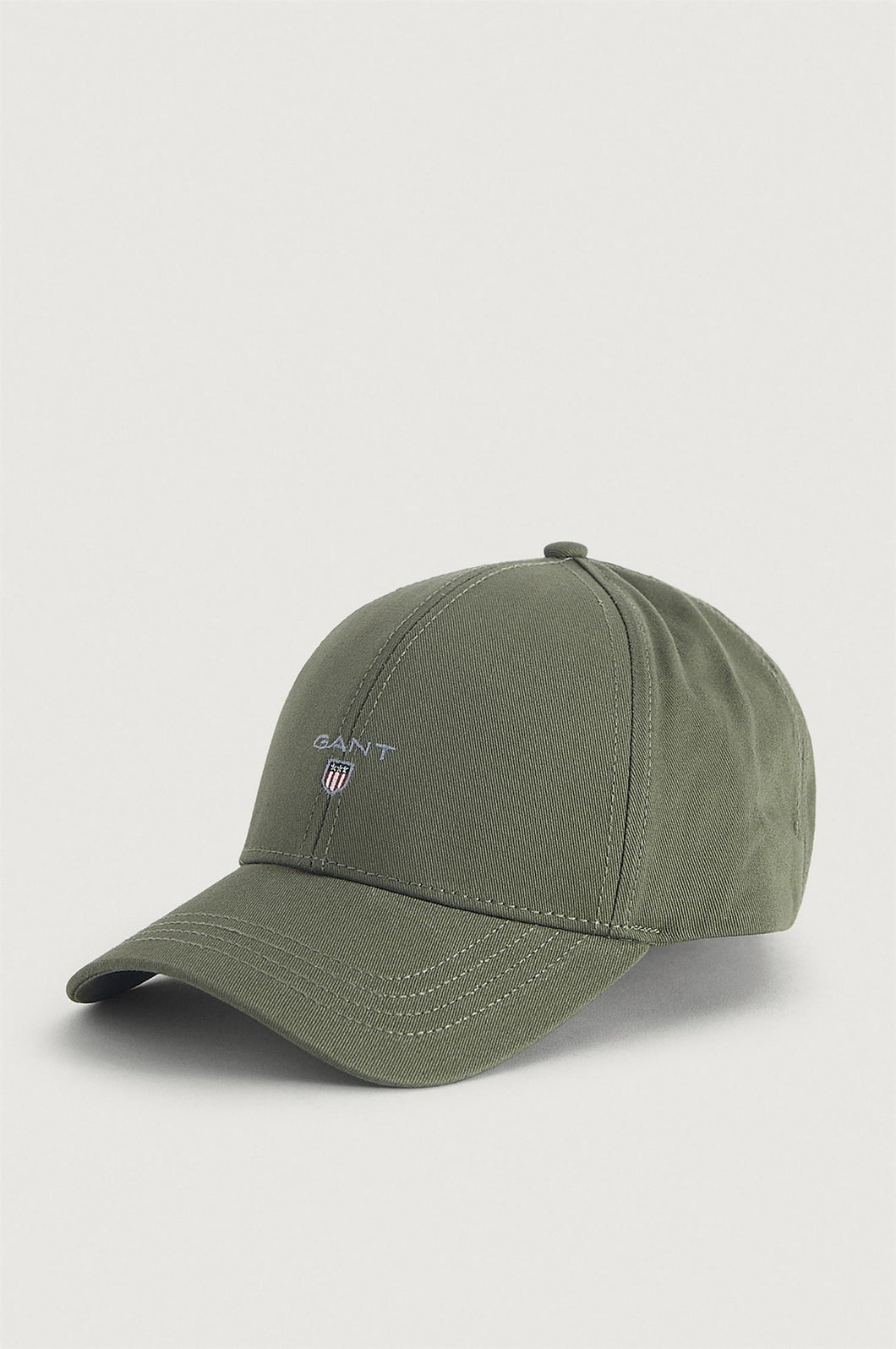 High Cotton Twill Cap Oliven