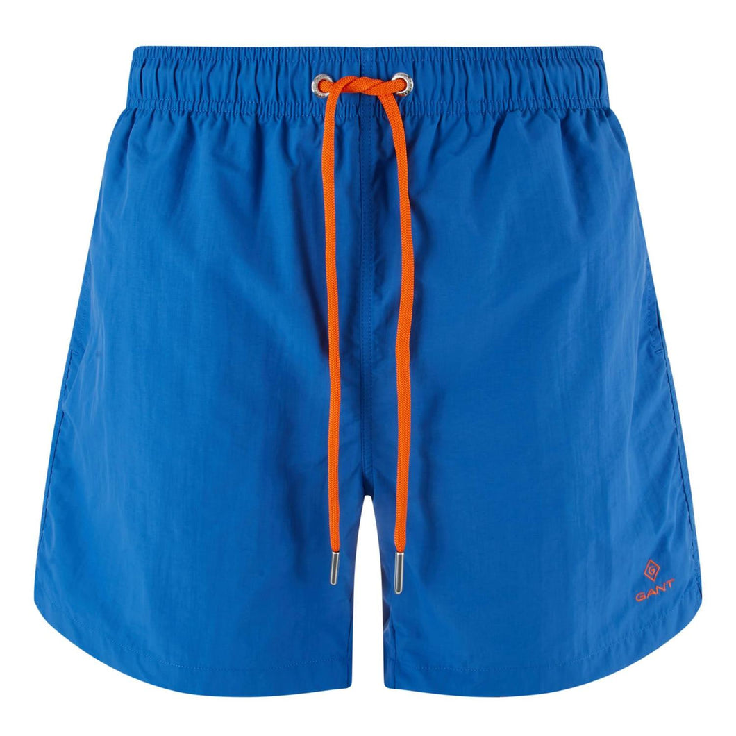Basic swim shorts classic fit Blå