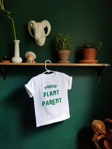 Proud Plant Parent TODDLER