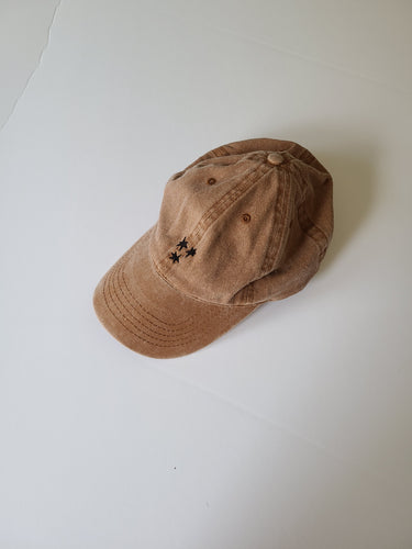 Harry Potter Chapter Stars Hat CINNAMON