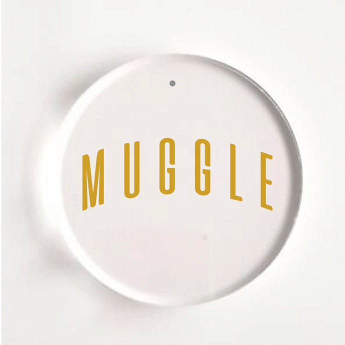 Muggle Ornament