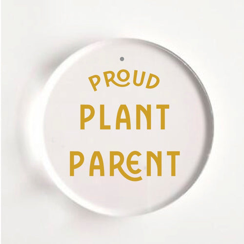 Proud Plant Parent ornament