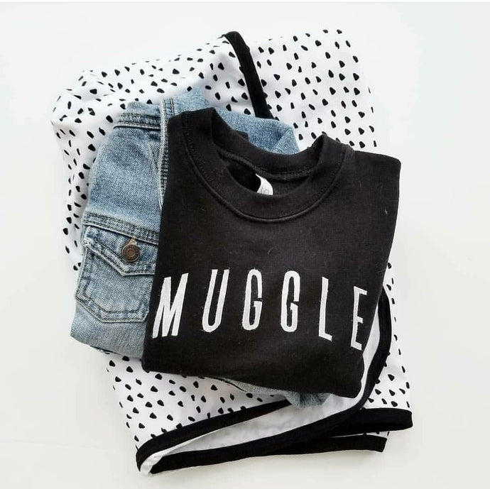 Muggle Crewneck TODDLER