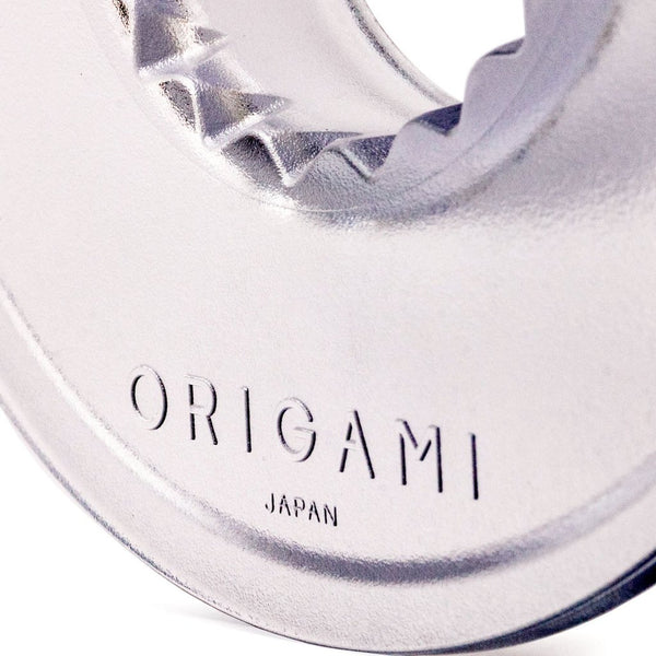 ORIGAMI AS DRIPPER HOLDER