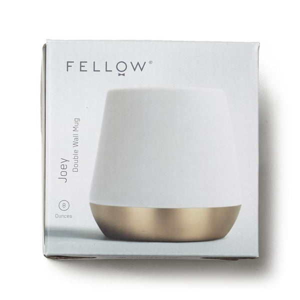 FELLOW JOEY DOUBLE WALL CERAMIC CUP (8oz)