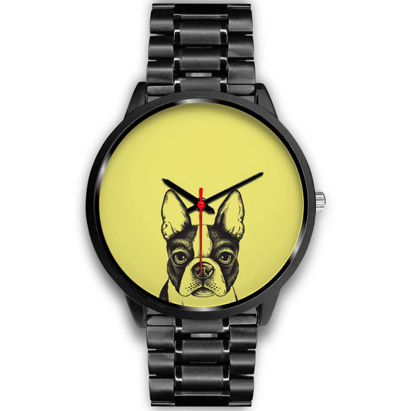 Awesome Dog Black Watch - POSHNPRINTS