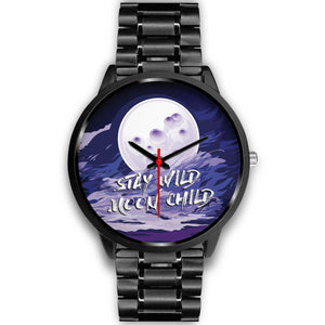 Awesome Moon Child Black Watch - POSHNPRINTS