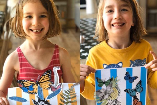 Kids Club is back! Enter Gallery's monthly art classes for kids go virtual