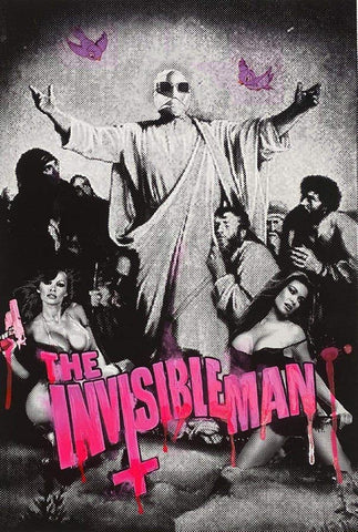 The invisible Man Miss Bugs