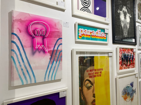 Mike Edwards Neon Enter Gallery