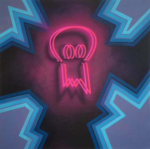 Mike Edwards Started Artist Neon