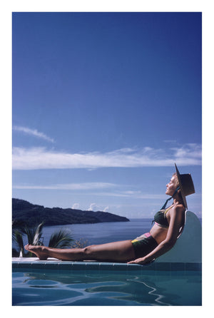 Between Sea And Sky by Slim Aarons | Enter Gallery