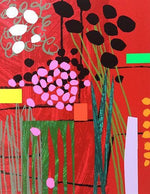 Healing Garden artwork by Bruce Mclean