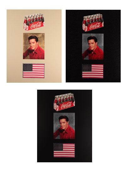 American Trilogy 2012 Set of 3 prints artwork by Peter Blake