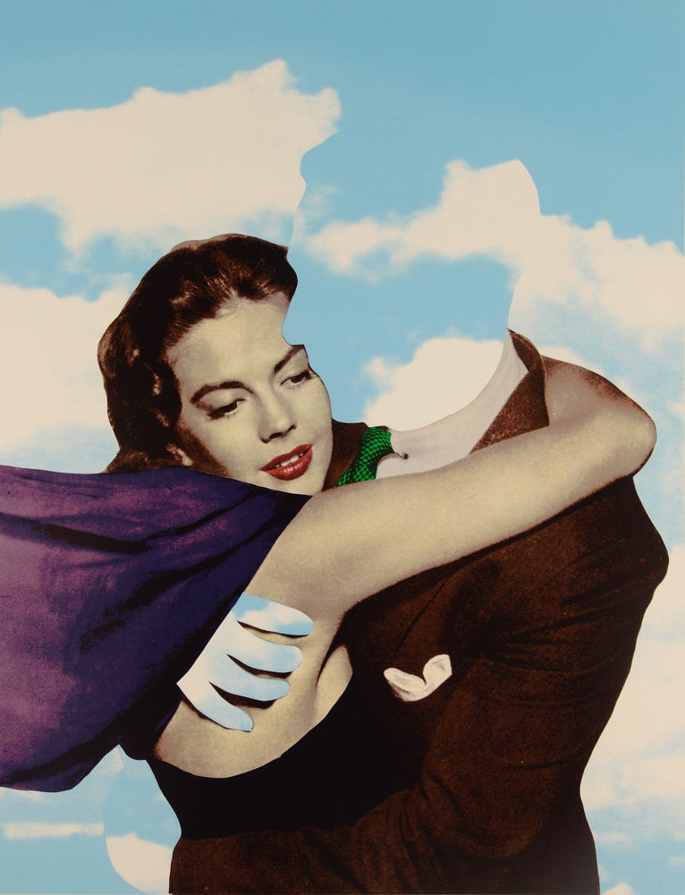 Daydream artwork by Joe Webb
