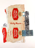 Philip Morris artwork by Peter Blake