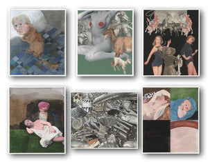 Under Milk Wood Deluxe artwork by Peter Blake
