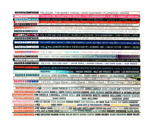 DAZED AND CONFUSED artwork by Mark Vessey