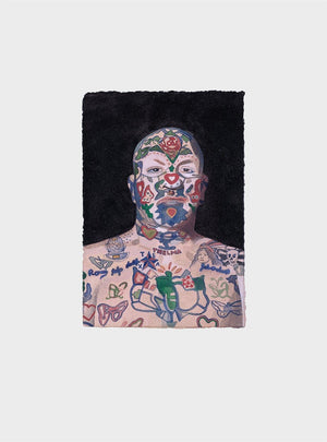Tattooed People Ron artwork by Peter Blake