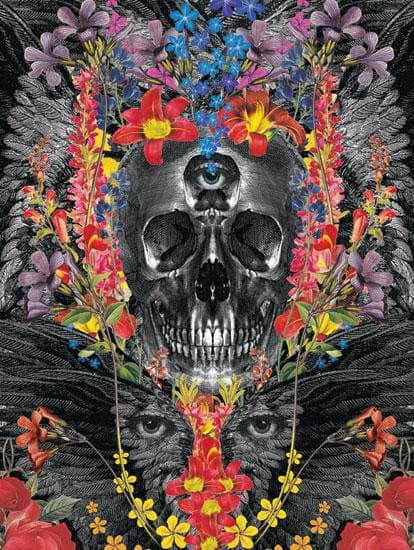 Nothing Matters artwork by Dan Hillier