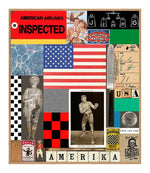 USA Series Boxer artwork by Peter Blake