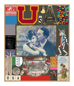 USA Series Excelsior artwork by Peter Blake