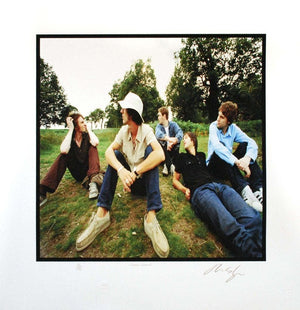 Urban Hymns artwork by Michael Spencer Jones