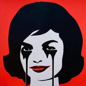 Jackie Kennedy - Small artwork by Pure Evil
