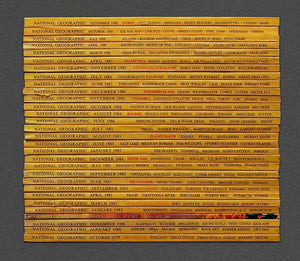 National Geographic artwork by Mark Vessey