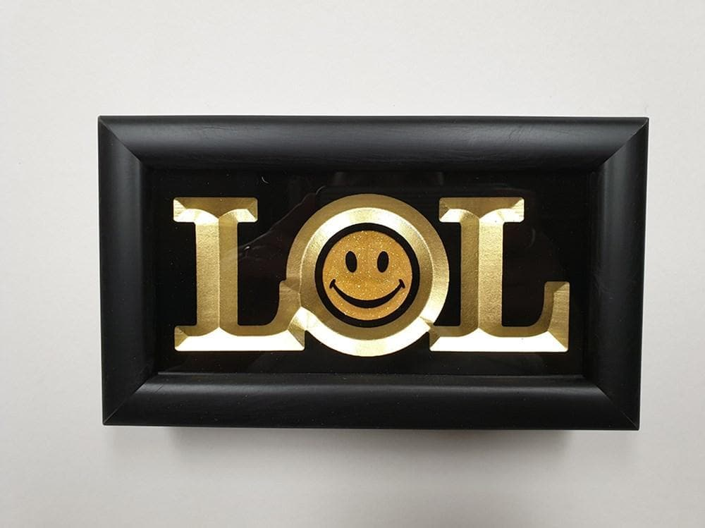 LOL By Ryan Callanan | Enter Gallery