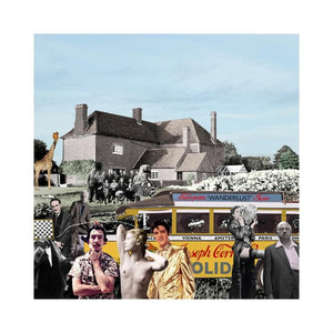 Elvis Visits Farley Farm art print by Peter Blake | Enter Gallery
