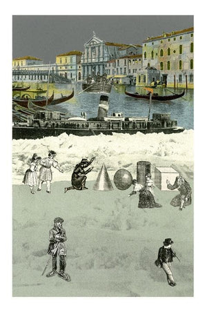 Venice Suite - Iceberg II artwork by Peter Blake