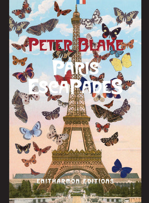 Paris Escapades art book by Peter Blake | Enter Gallery