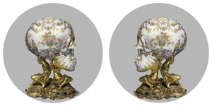 Load image into Gallery viewer, The Dead Teach the Living, Diptych
