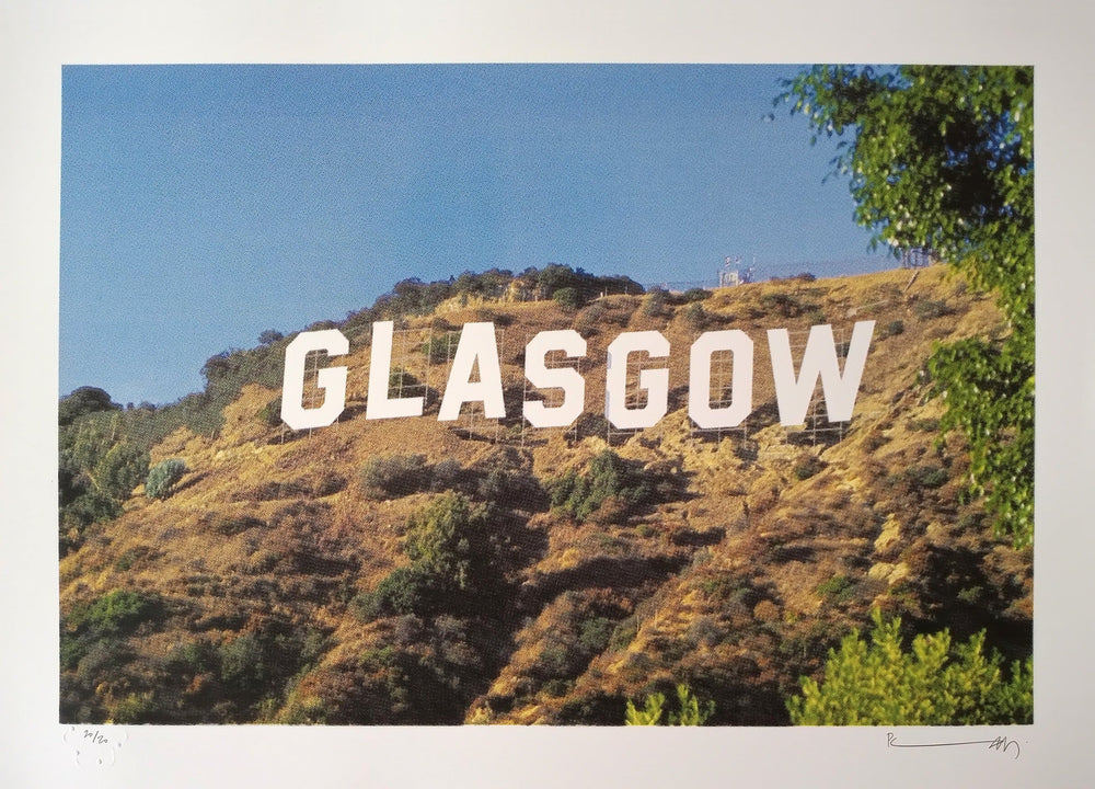 Glasgowood artwork by Richard Pendry