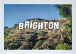Brightonwood artwork by Richard Pendry