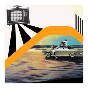 Load image into Gallery viewer, Cool Drive, 1970 artwork by Poppy Faun