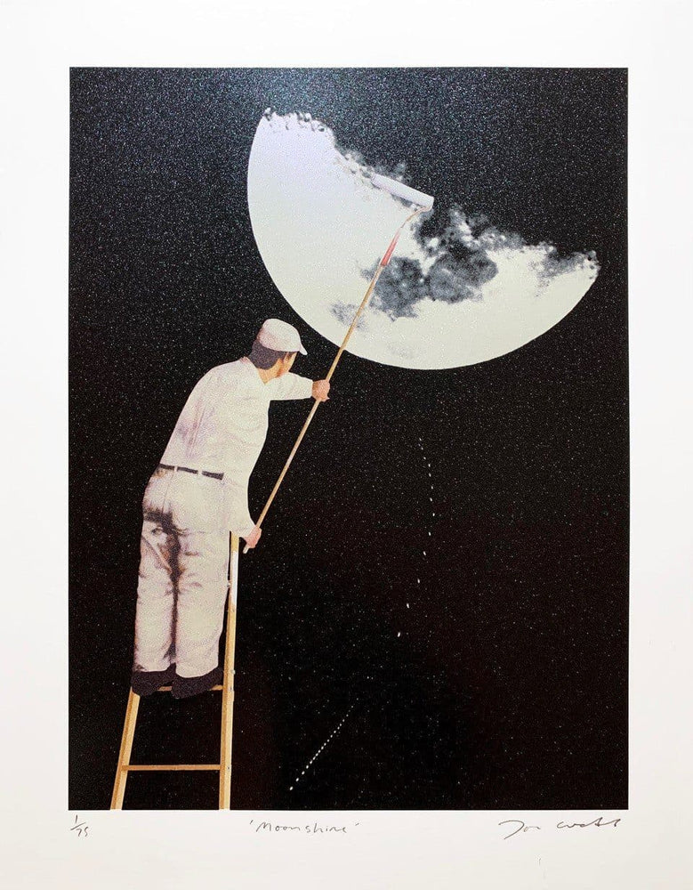 Moonshine artwork by Joe Webb