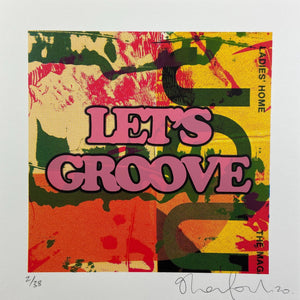 Lets Groove by Oli Fowler | Enter Gallery