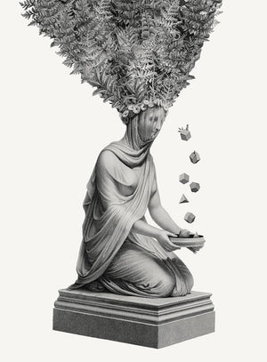 River, Large by Dan Hillier |  Enter Gallery