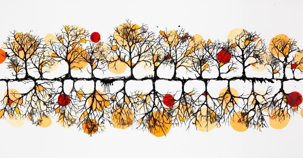 Treescape 20 by Robb Wass art print | Enter Gallery