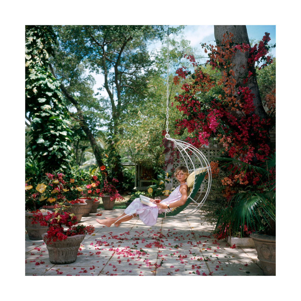 Barbados Bliss, C-Type Print by Slim Aarons | Enter Gallery