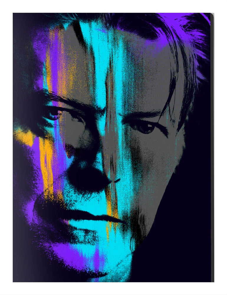 David Bowie Blue Older, Small
