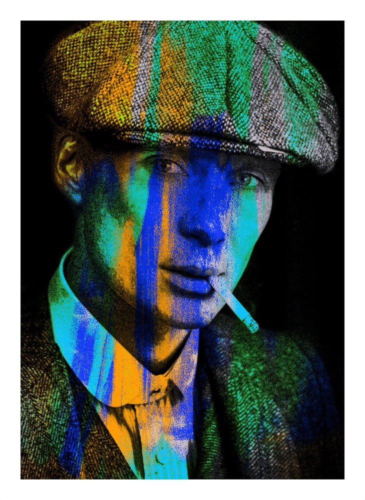 Cillian Murphy Peaky Blinders Blue, Small